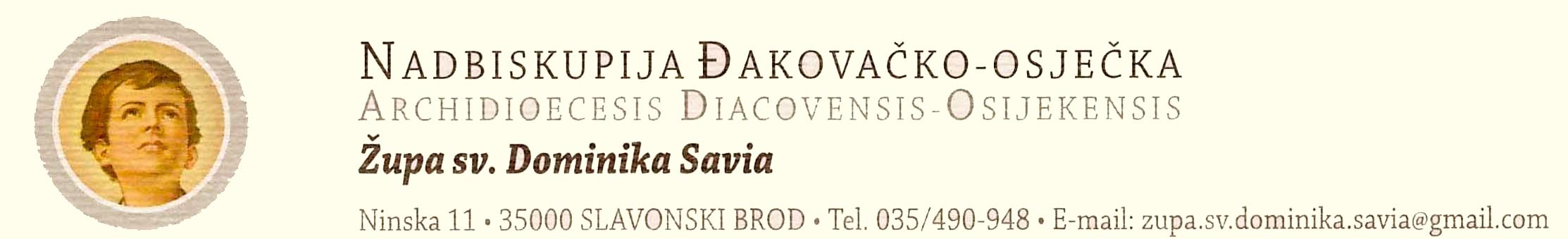 Župa sv. Dominik Savio Slavonski Brod